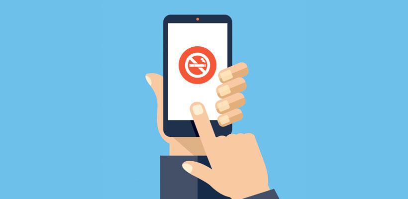 App kan hjælpe unge rygere med at stoppe deres rygevaner