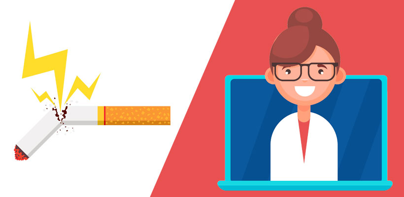 Du kan også få rygestoptips fra dit apotek online