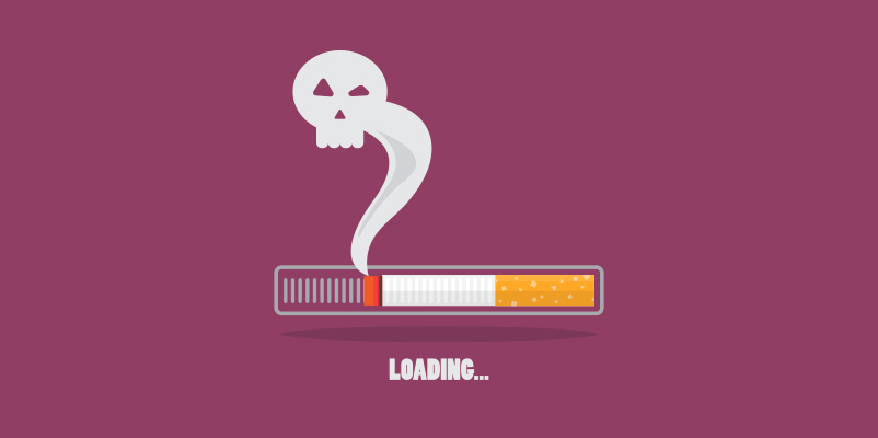 Rygning ER faktisk farligt, selvom medier nedtoner alvoren