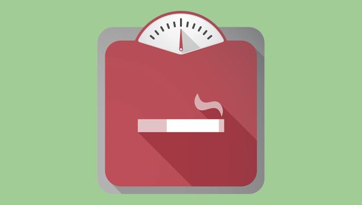 Vægt og rygestop: Det sker der med vægten ved rygestop